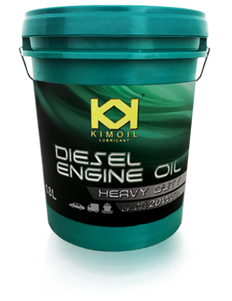 Products - KIM OIL LUBRICANT